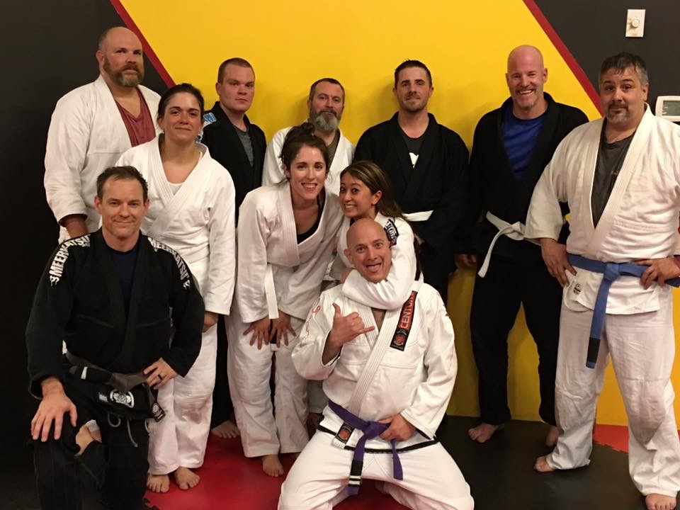 Adult Programs – Mongrel Fitness and BJJ